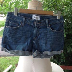 Paige Jean shorts.